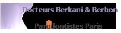 Drs Nefissa Berkani et Vincent Berbon Logo